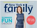 NY Family Magazine - Ellie Kemper