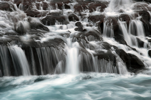 Sleepy Waterfalls