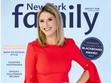 NY Family Magazine - Jenna Bush