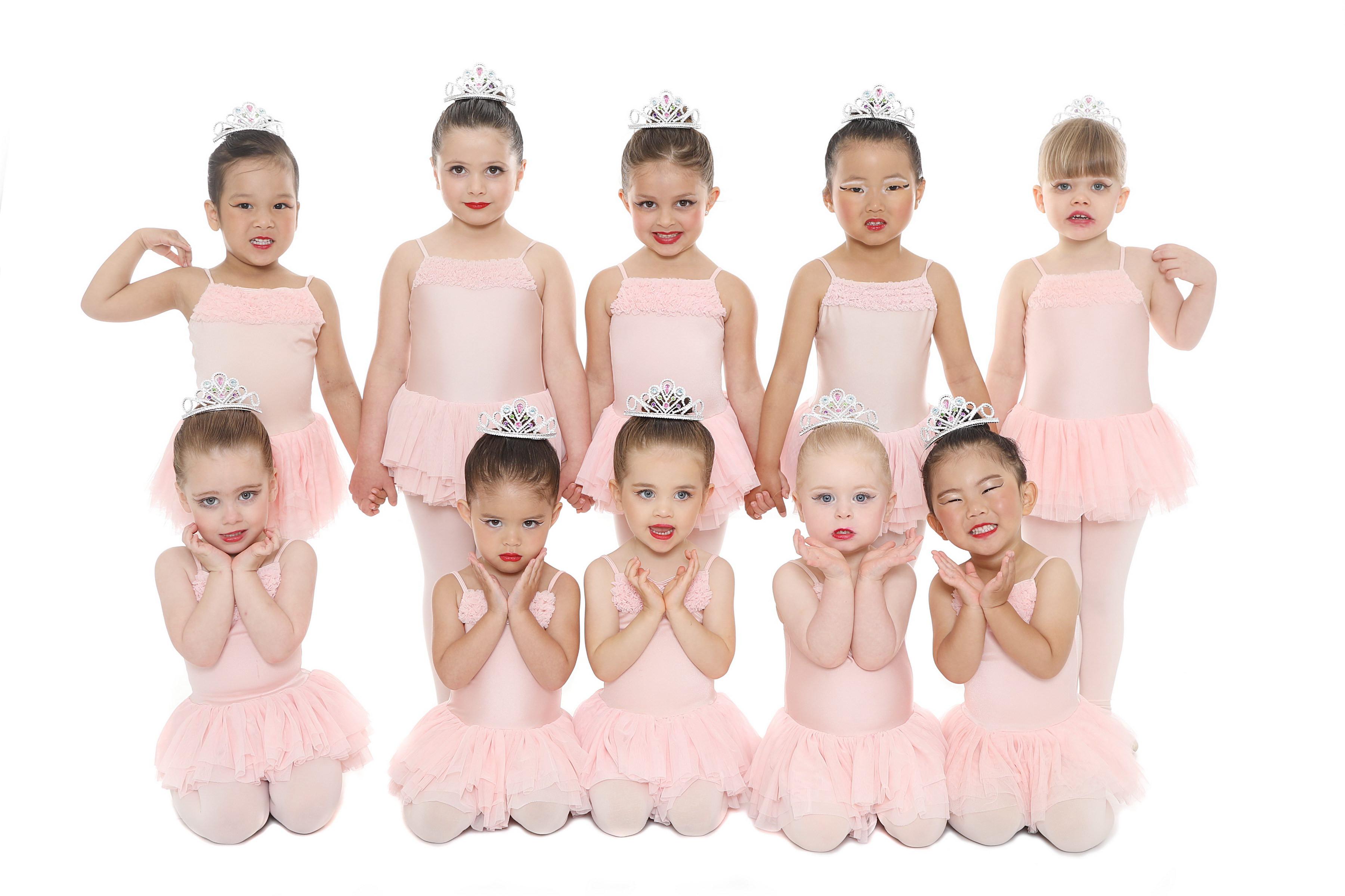 Tiny Tots Ballet - Gordon