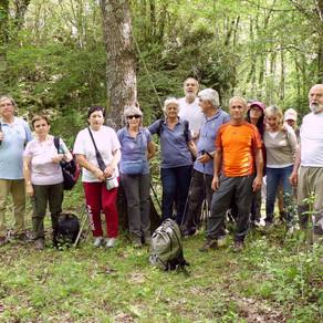 """Escursione del 9 giugno 2019 """"Anello del Monte Sardone"""""""
