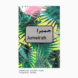 Jumeirah + Tropical Palms