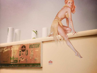 Pin Up Stories- Victor