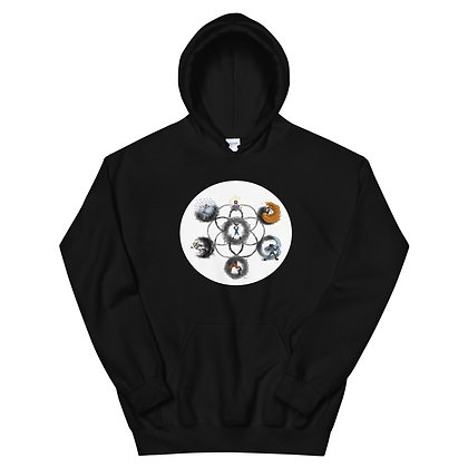 The Seven Learning Styles Unisex Hoodie