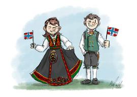 Gratulerer med dagen Norge 2020