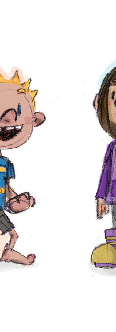 ADHD Characters