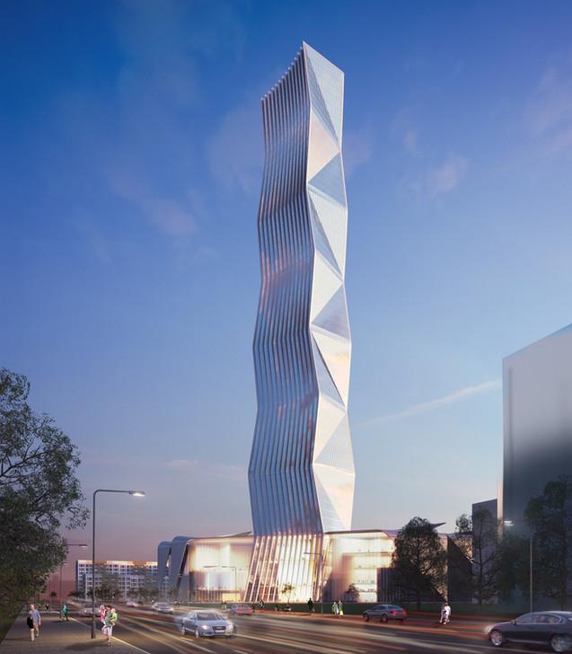 Astana Tower