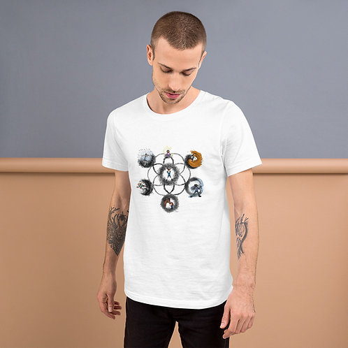 The Seven Learning Styles In Harmony - Unisex T-Shirt