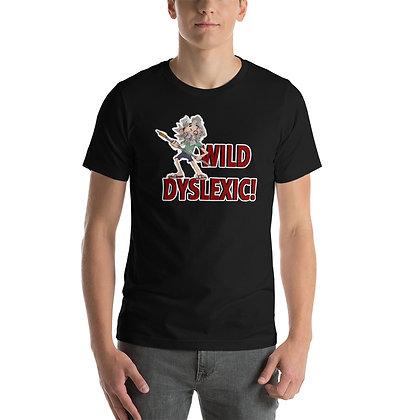 Wild Dyslexic - Short-Sleeve Unisex T-Shirt