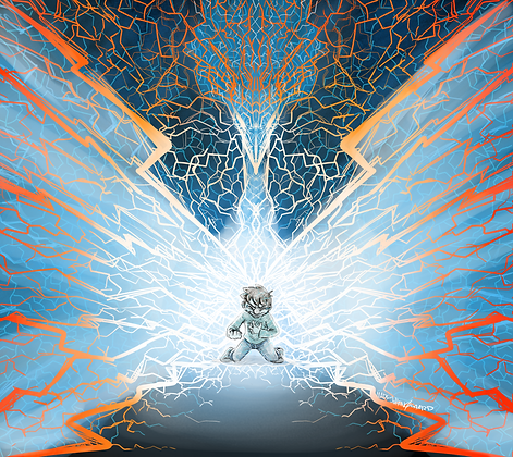Anxiety & Rebirth - Poster