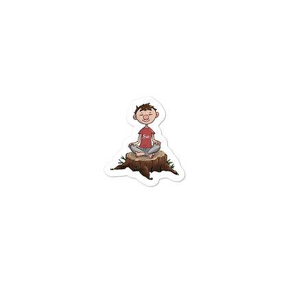 Meditate - Stickers