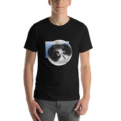 Dyslexia VS Microsoft Word - Short-Sleeve Unisex T-Shirt