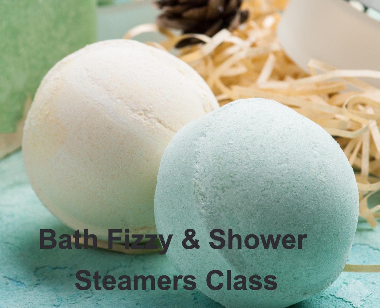 Bath Fizzy & Shower Steamer