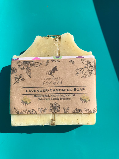 Lavender and Camomile Soap