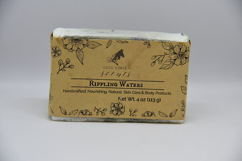 Rippling Waters Soap