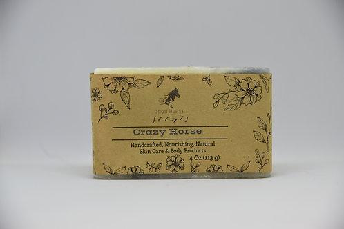 Crazy Horse Soap