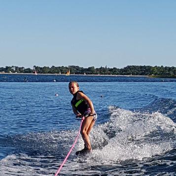 Ski nautique enfant