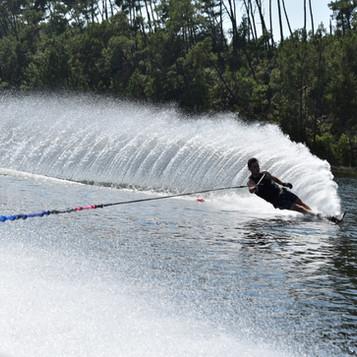 slalom ski nautique