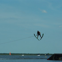 saut ski nautique