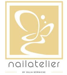 Logo Nailatelier by Julia Börnicke