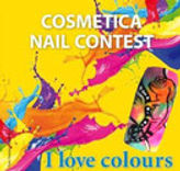 """Cosmetica Nail Contest """"I love colours""""  COSMETICA Hannover"""