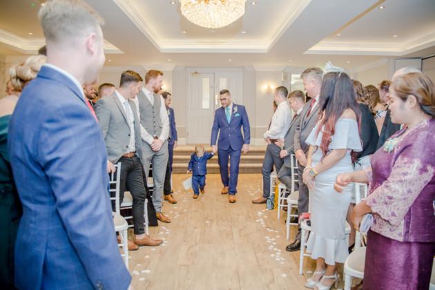 Ushers Wedding Photographer Southampton