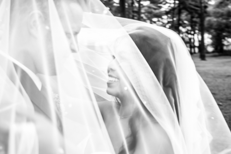 New Forest Wedding Photography Dress