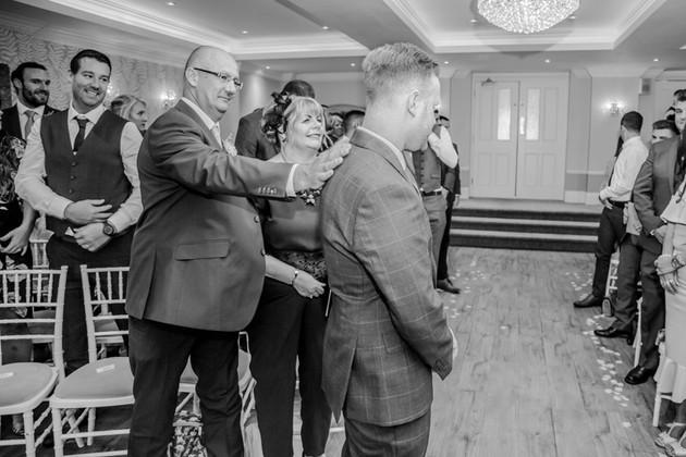 Last Minute Nerves Wedding Photography Southampton