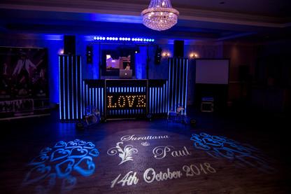 DJ Martin Lake Roadshow New Forest Wedding Photography