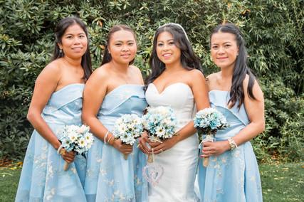 Wedding Photography at Beaulieu Hotel Thai Bride in Southampton