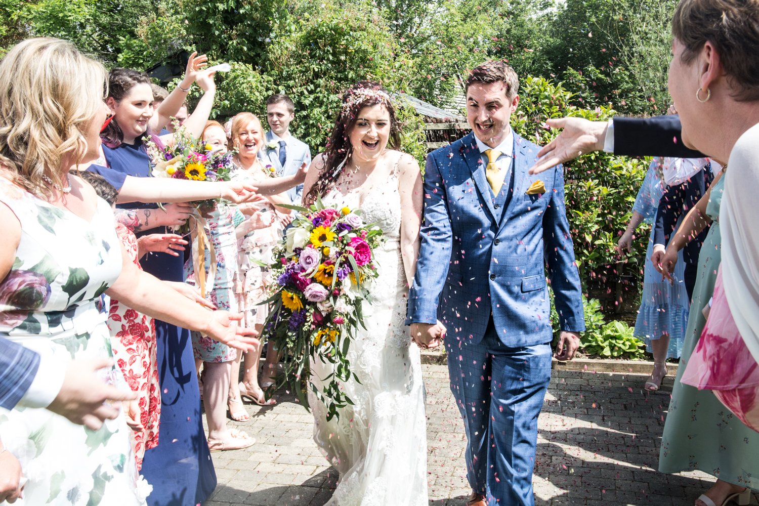 Confetti Wedding Photography Swansea, The Gower and Carmarthenshire