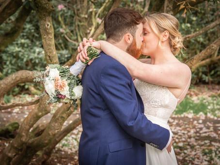 Ceri and Ben // Pen y Cae // Brecon Wedding // Craig-y-Nos Country Park