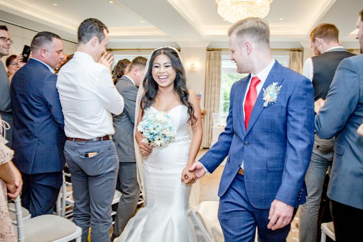 Best wedding photography beaulieu new forest