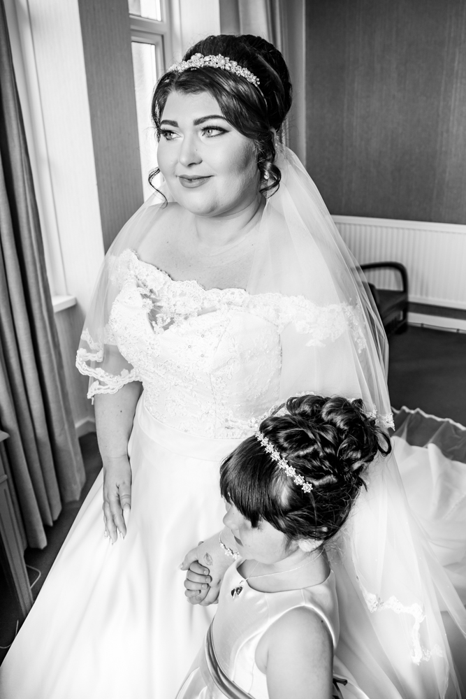 Bride Photography Moment Natural Wedding Photography in Swansea, Carmarthen and The Gower
