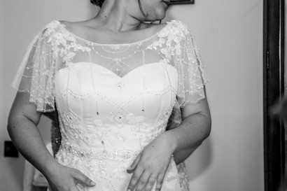 Beautiful wedding dresses in Swansea and South Wales