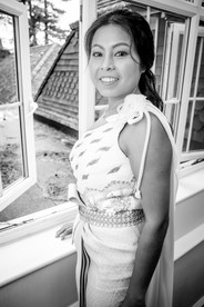 Thai Wedding Dress New Forest Southampton Photography