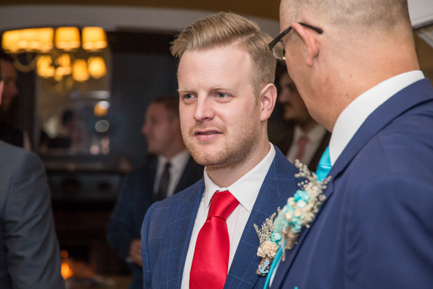 Groom Wedding Photography Southampton and the New Forest