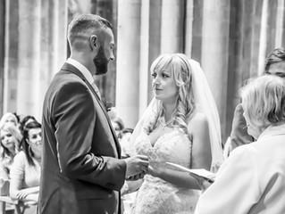 Romsey Abbey Wedding Photography
