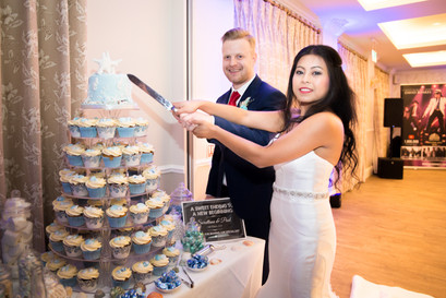 Cupcake Wedding Photography New Forest, Southampton and Hampshire