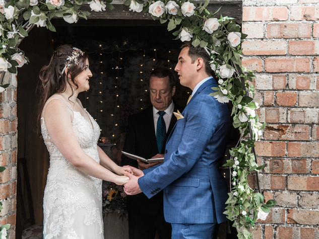 Wedding Vows South Wales Ceremony