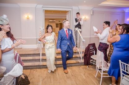 Wedding Photography at The Beaulieu Hotel Drift