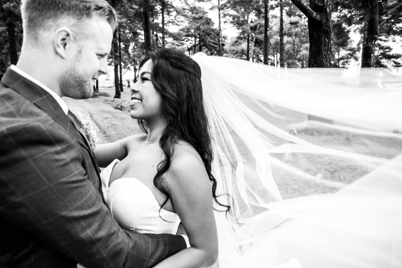New Forest Wedding Photography Shoot