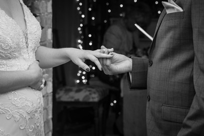 Wedding Photography Rings in South Wales