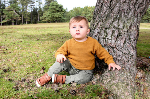 Natural Woodland Children's Photography in Southampton, Hampshire and the New Forest