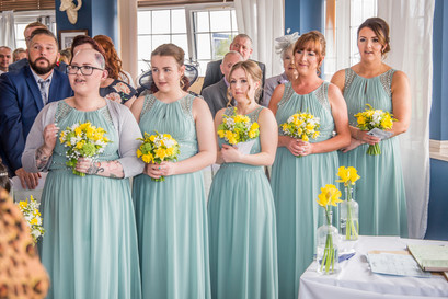 Wedding Photography Bridesmaids in Swansea, Carmarthenshire, The Gower and South Wales