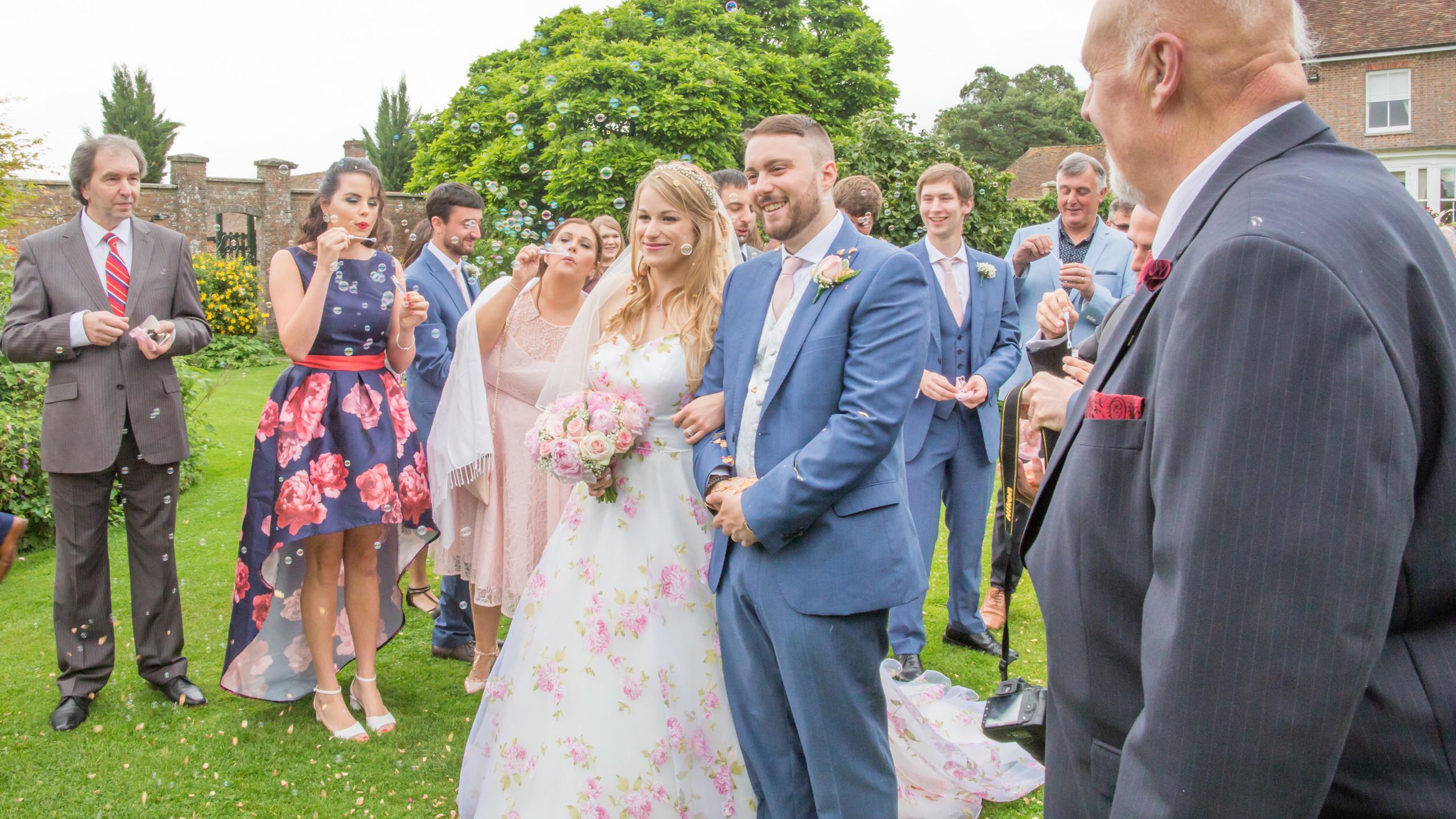 Parley Manor Christchurch Wedding Photography