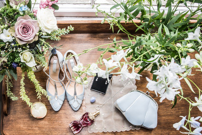 Wedding shoes photography in swansea and south wales