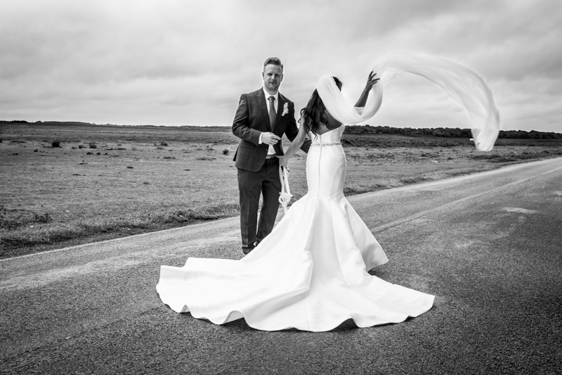 Relaxed Wedding Photography in the New Forest Hampshire