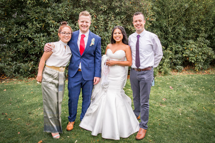 Beaulieu Hotel Wedding Group Photography