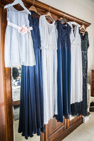 Bridesmaid dresses wedding photography in Swansea and South Wales